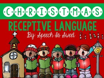 Christmas Receptive Language