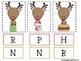 Christmas - Math and Literacy Activities (Reindeer Themed)