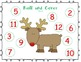Christmas Roll and Cover {A number recognition and additio