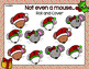 Christmas Roll and Cover Math Game