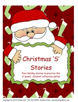 Christmas Stories:  'S' Production Practice