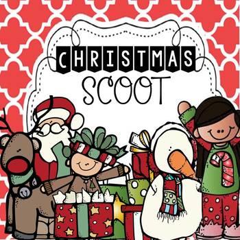 Christmas SCOOT