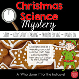 Christmas Holiday Science Labs/Stations for Upper Elementa