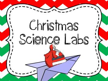 Christmas Science Labs {Christmas Investigations, Christma