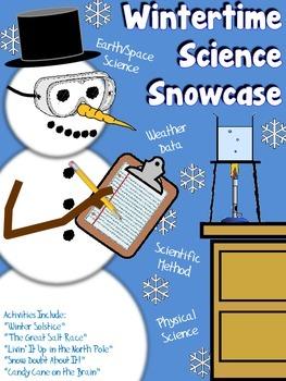 """Christmas Science """"Snowcase"""""""