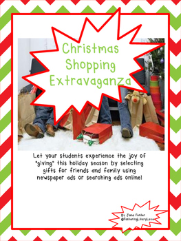 Christmas Shopping Extravaganza