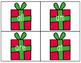 Christmas Sight Word Match: Dolch Kindergarten Sight Words
