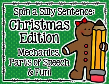 Christmas Writing: Silly Sentences