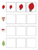 Christmas Small, Medium, Large File Folder Activity