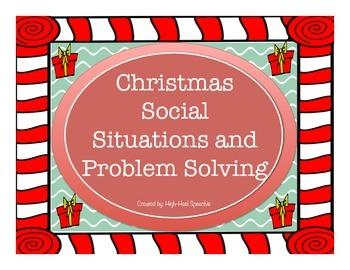 Christmas Social Situations