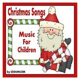 Christmas Music For Children-10 Original & Joyful Songs+10
