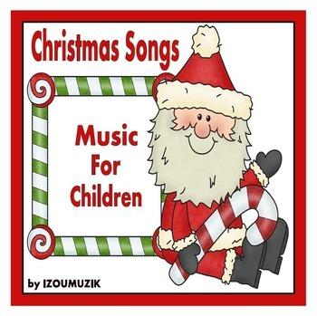 Christmas Music For Children-10 Original & Joyful Songs+10