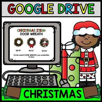 Christmas - Google Drive - Special Education - Shopping -