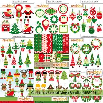 Christmas Special Mega Bundle (9 packs)