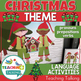 Speech Therapy Christmas Activities Value Bundle