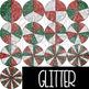 Spinners Clip Art - December Set #1