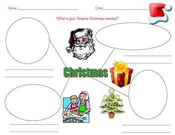 Christmas Story Personal Narrative Writing