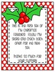 Christmas Story Problems Task Cards--FREEBIE