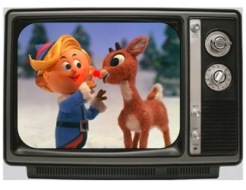 Christmas TV Specials (Activity, Bulletin Board, ELA, Fun, Game)