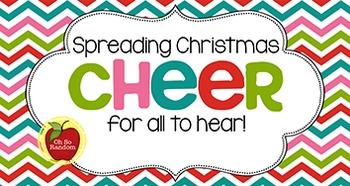 Christmas Tag | Christmas Cheer 2
