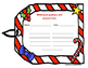 Christmas Tags Multiplication Task Cards