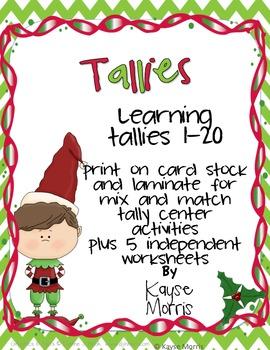 Christmas Tallies