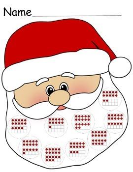 Christmas Teen Numbers