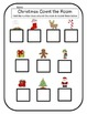 Christmas Ten Frame Math Center