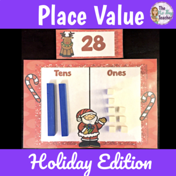 Place Value Center Christmas