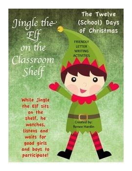 Christmas: The Twelve (School) Days of Christmas with Jing