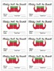 Christmas Theme Coupons for Classroom Rewards Bundle