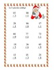 Christmas Themed Math  -Addition and Subtraction With and