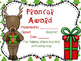 Christmas Themed Awards | Fun and Silly Festive Holiday Ce
