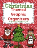 Christmas Themed Graphic Organizers
