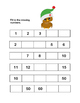 Christmas Themed Kindergarten Math -Adding Within 10-CCSS