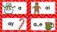 Christmas Themed Long A Vowel Sort