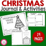 Christmas Think Book Guided Journal