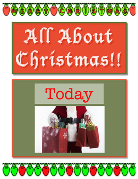 Christmas Today // ALL ABOUT CHRISTMAS