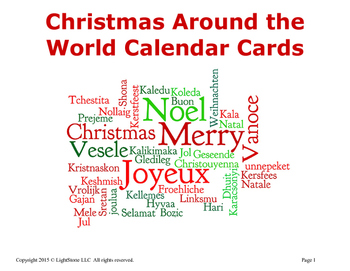 Christmas Around the World: Traditions from Around the Wor