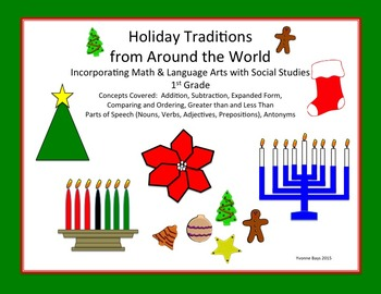 Holiday Traditions from Around the World Incorporating Mat