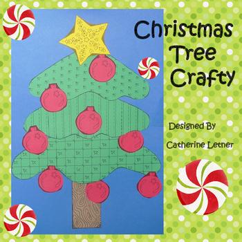Christmas Tree Art Project