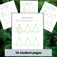Christmas Tree Factoring (December Math Skill Review)
