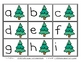 Christmas Tree Letter Identification