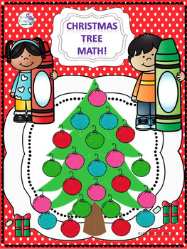Christmas Math: Count One to Twenty (Addition and Subtraction)