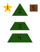 Christmas Tree Number Order