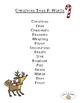 Christmas Tree /R/ Articulation FREEBIE!