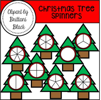 Christmas Tree Spinners