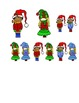 Christmas Verb Sort Present-Tense Pack