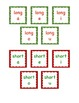 Christmas Vowel Sort