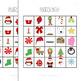 Christmas / Winter Bingo Game Pack: 35 Cards, Plus Create-
